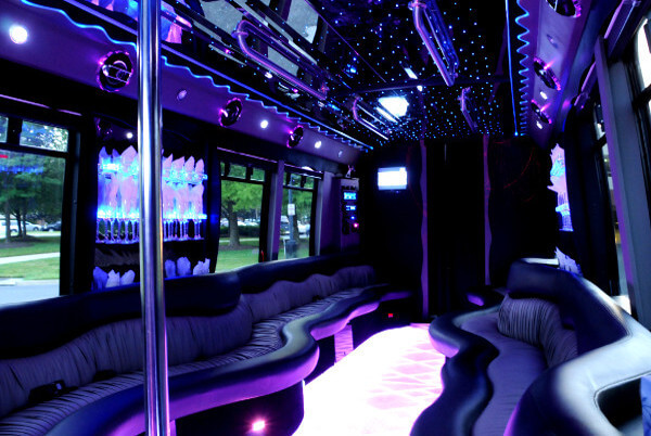 22 Seater Party Bus AtlantaGA