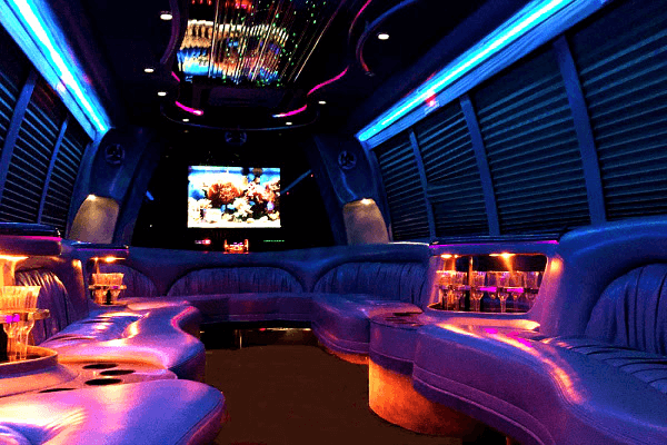Atlanta 18 Passenger Party Bus