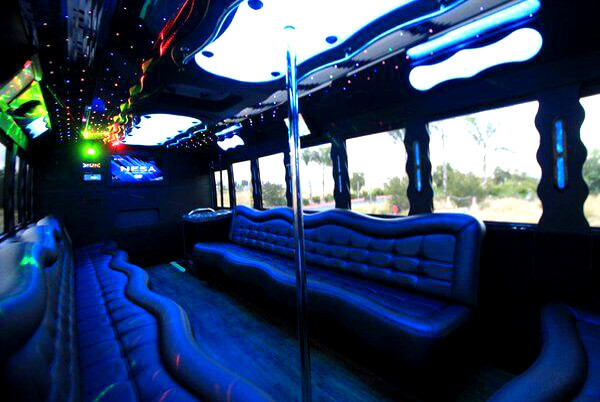 Party Bus For 40 People Atlanta